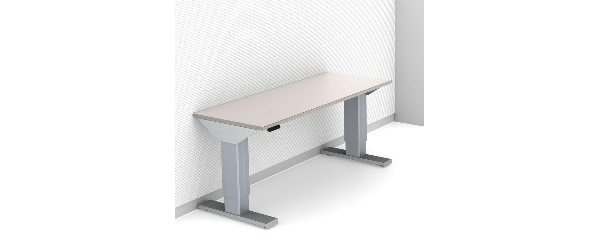 Elektriskt höj- och sänkbara arbetsbord