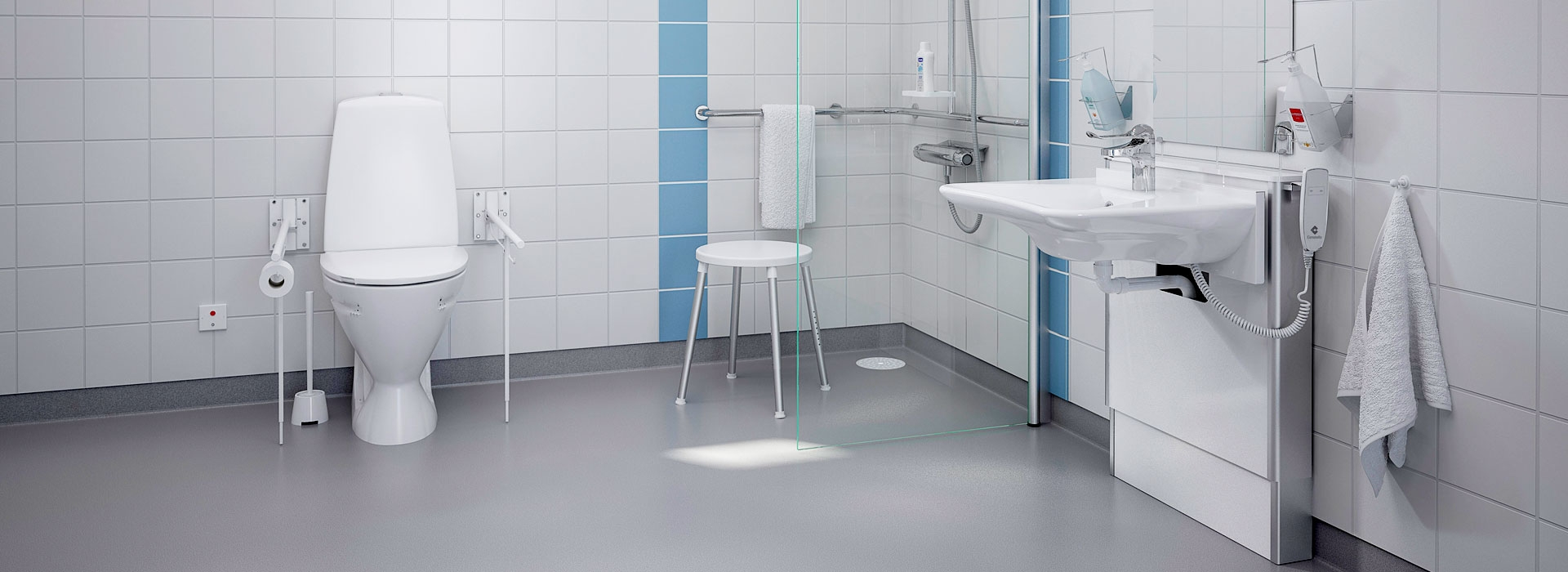 <h2>Höj- och sänkbara tvättställ</h2>